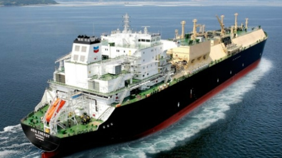 Asia Energy was one of six LNGCs added under Chevon's largest shipbuilding programme image: Chevron