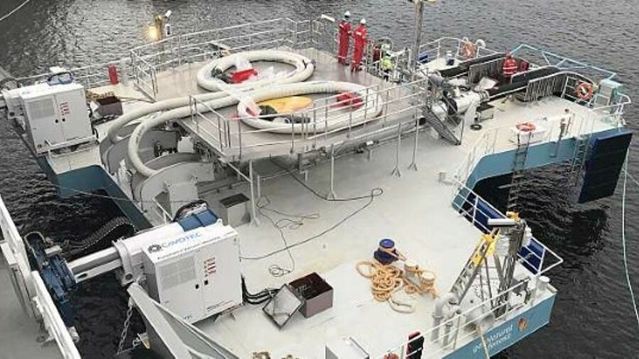 Flexible solutions increase the feasibility of small-scale LNG terminals
