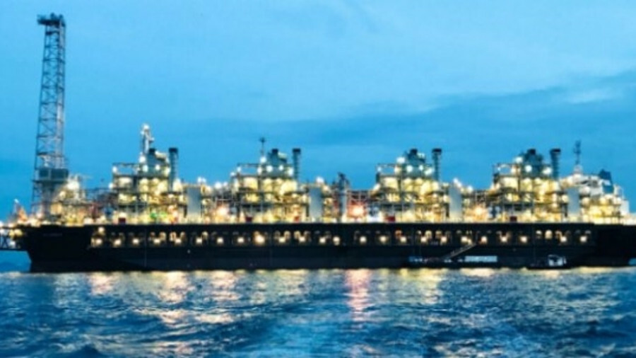 World's first FLNG vessel Hilli Episeyo was converted by Keppel for Golar LNG