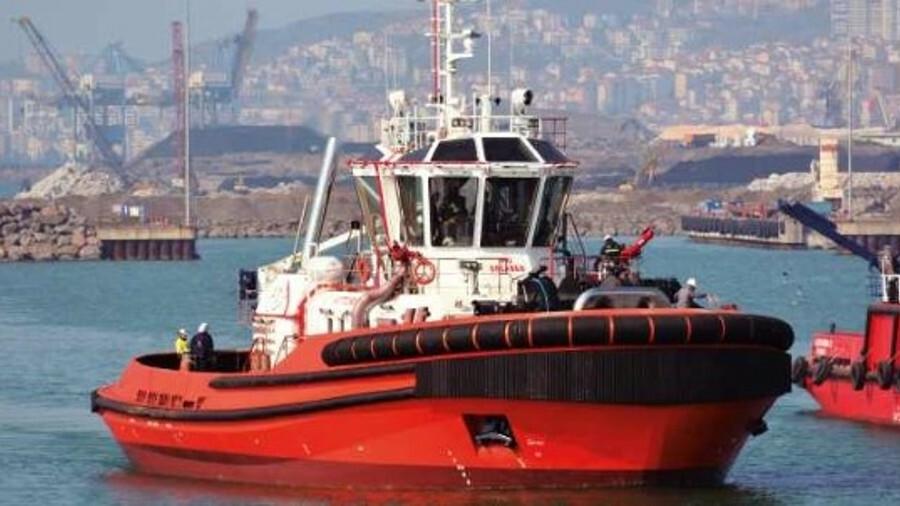 <i>Vittoriosa</i> has 80 tonnes of bollard pull and top speed of 13 knots