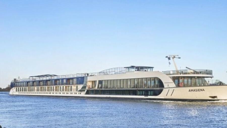 AmaSiena will join AmaWaterways' fleet in 2020 to meet growing consumer demand