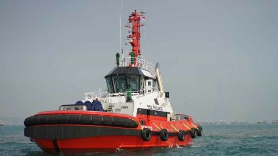 X <i>PSA Polaris</i> will be retrofitted with Wärtsilä smart navigation technology (source: Robert A