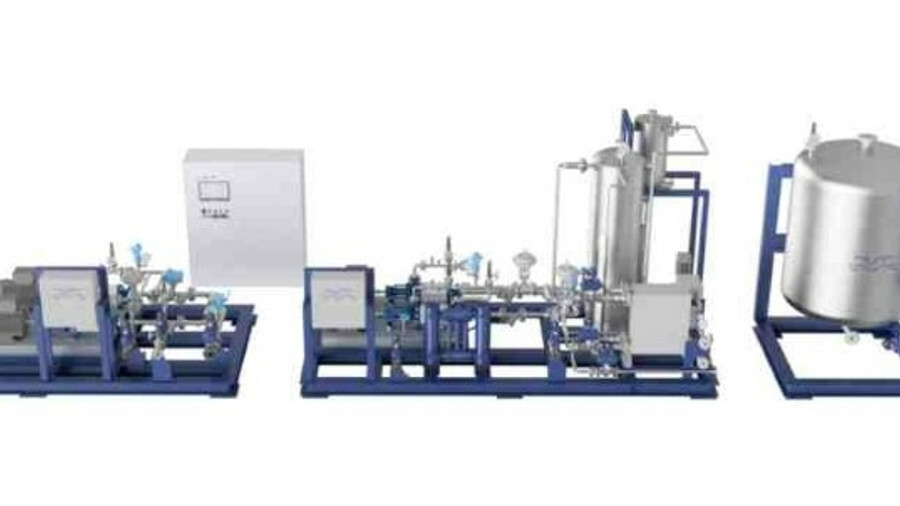 Alfa Laval's fuel conditioning module for LPG can be easily adapted for ammonia fuel