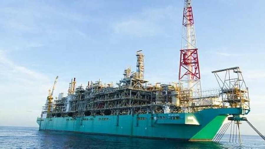 Petronas' FLNG Satu performed the world's first offshore LNG transfer in March 2017
