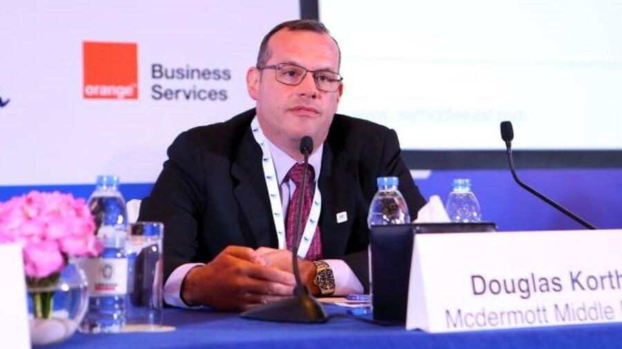 X Douglas Korth (McDermott): Massive demand has led to a less flexible and more procedural attitude