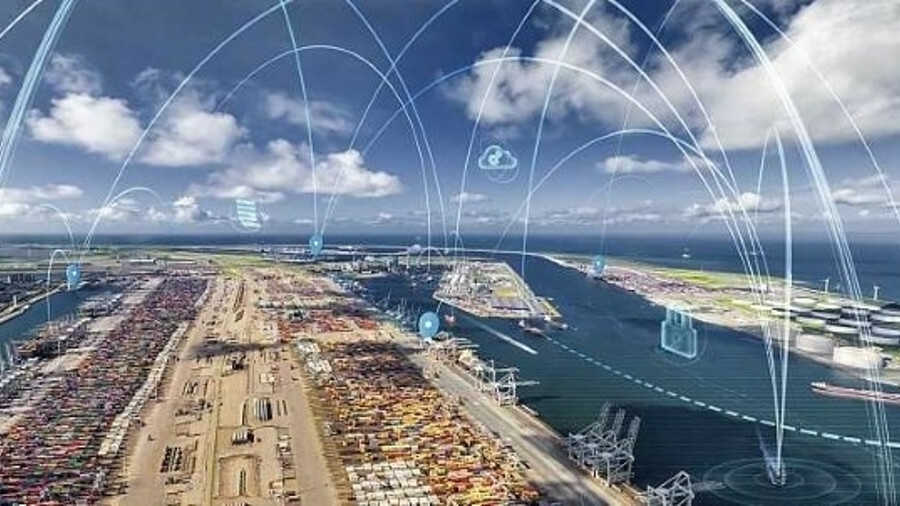 Port of Rotterdam is using IoT to provide information to tug masters (credit: Port of Rotterdam)
