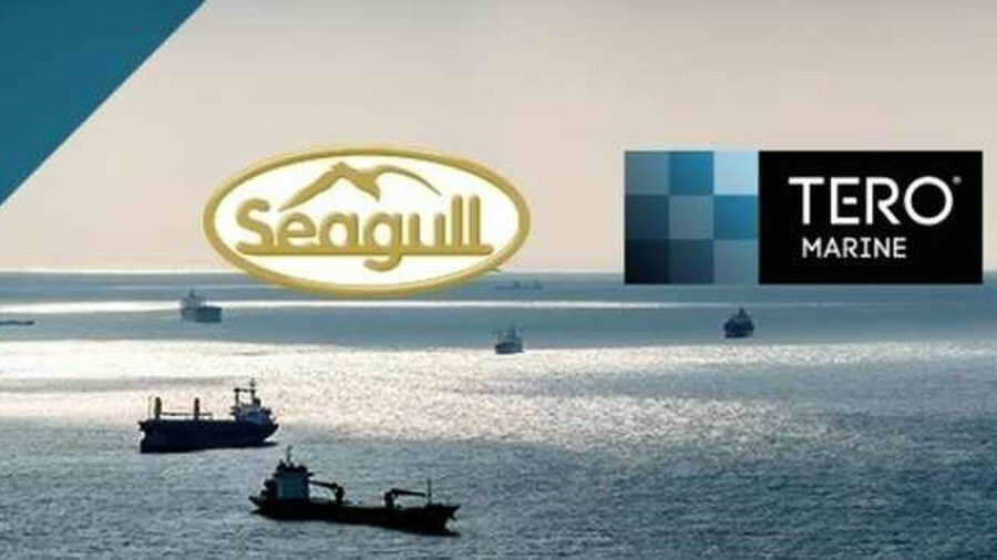 Seagull training and Tero Marine fleet management software combined