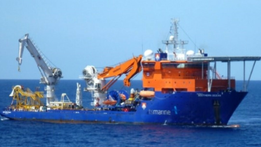 Southern Ocean will complete subsea work in India before moving to Australia for IMR work