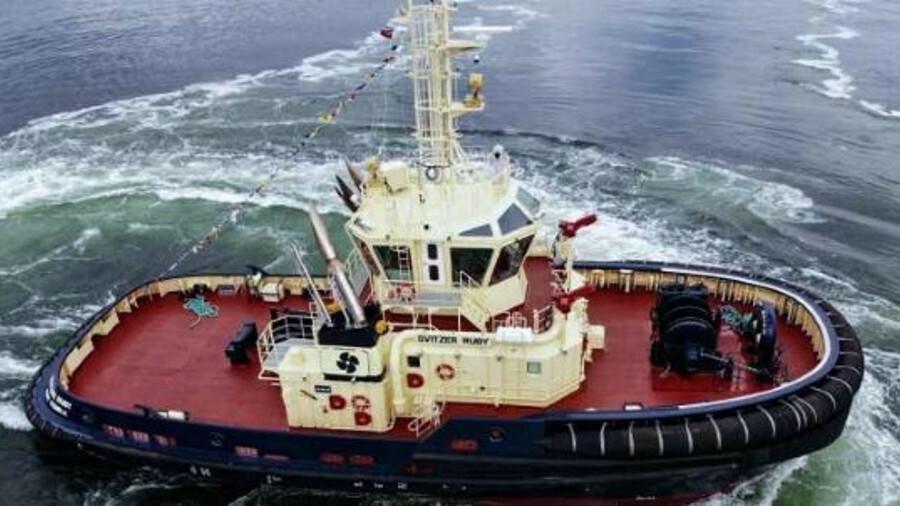 Rising port services' demand drives 2019 tugboat deliveries
