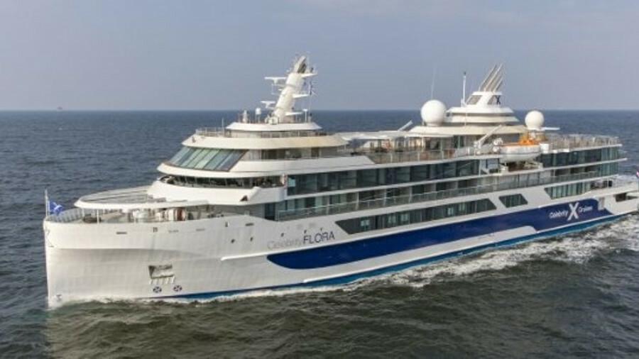 <i>Celebrity Flora</i>: a design matched to destination