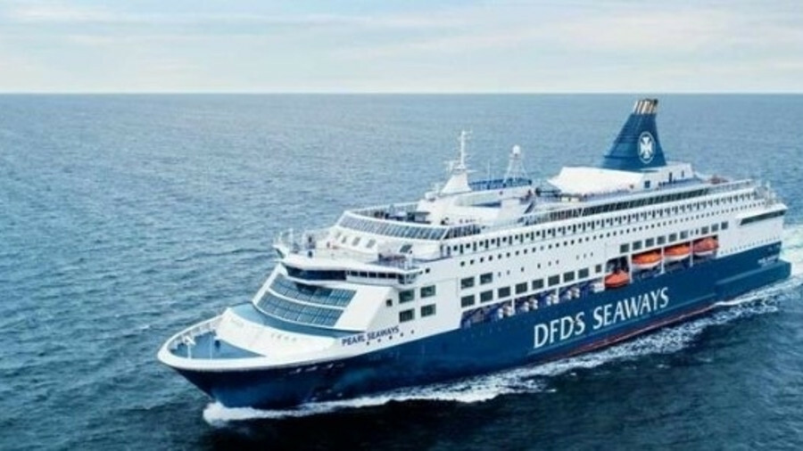 X DFDS has invested in MASH Energy ApS to develop a commercially viable alternative to fossil fuels