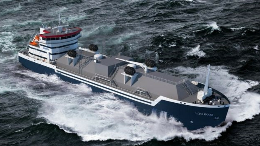 The Eesti Gaas LBV will serve Tallink first before opening up to further Baltic business