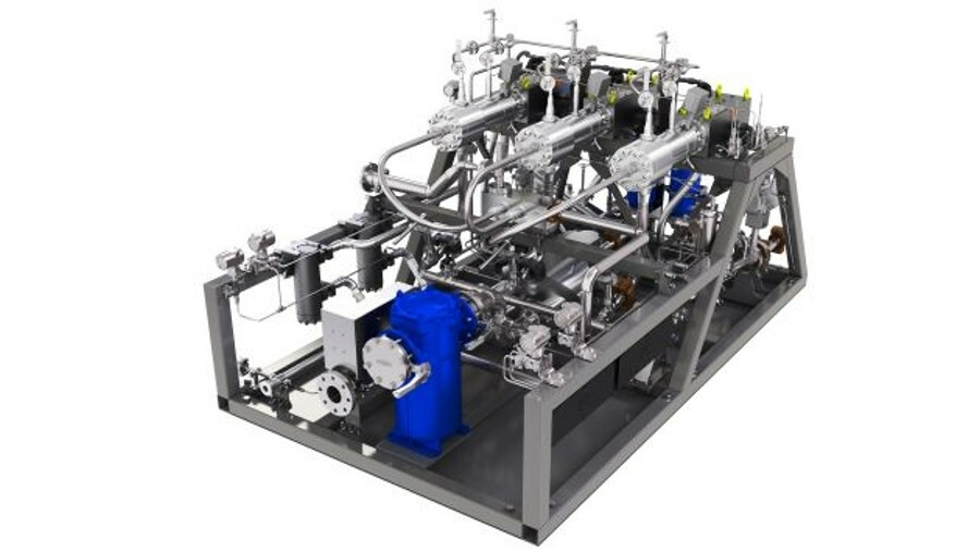 Engine design upgrades lead to bigger gas ships