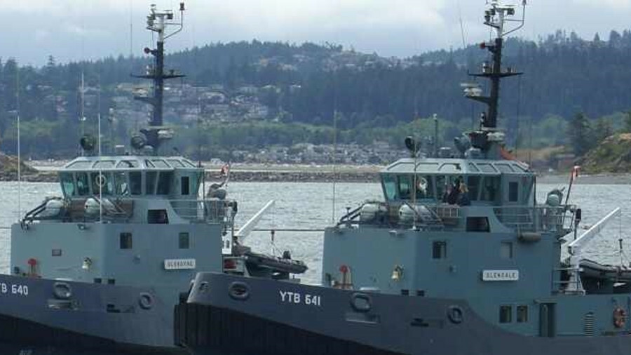 Glen-class tugs will be replaced with newbuildings from 2021