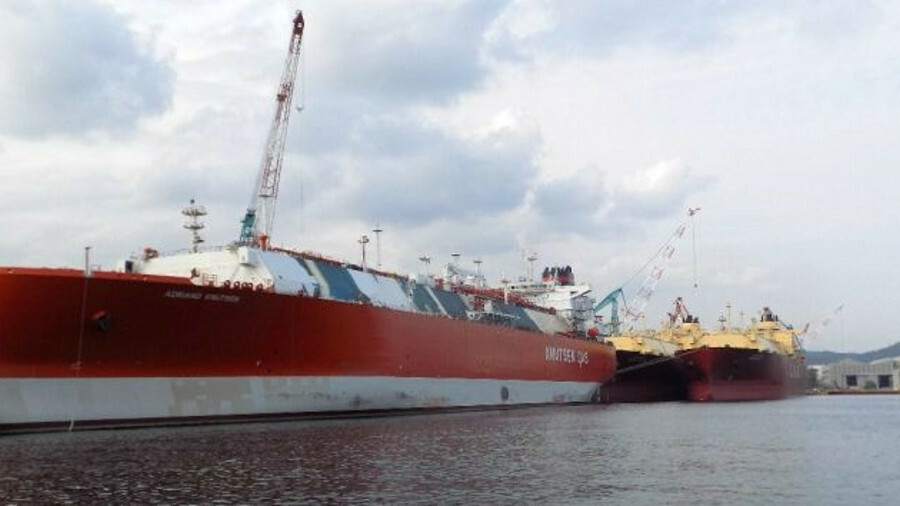 Knutsen expands its LNG fleet