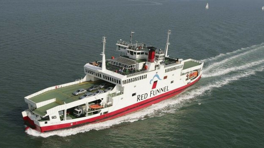 Red Funnel prepares for biofuels and hybrid vessels