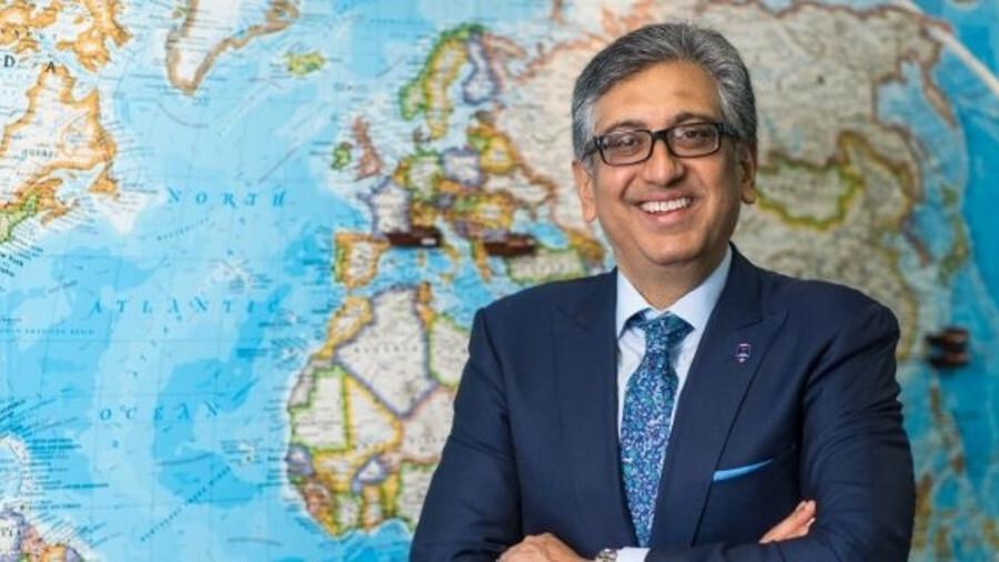 Dr Anil Sharma: leading ship recycling into a new era