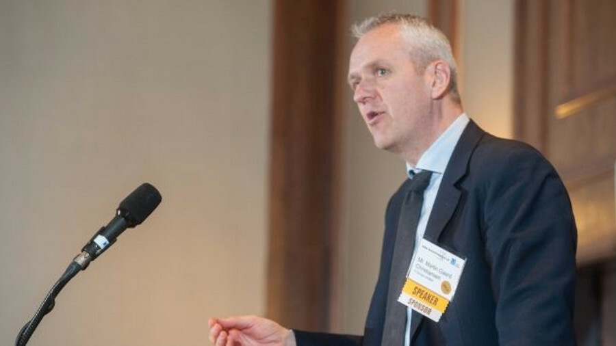 """X Martin Gaard Christiansen (V Group): """"The demands on seafarers are going up… we need to think abou"""