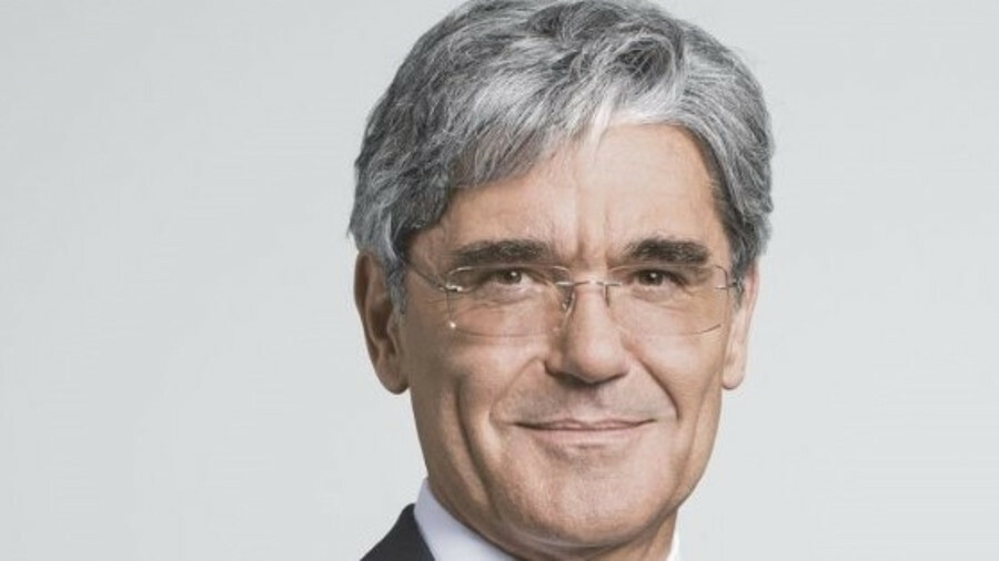"""X Joe Kaeser: """"move will create a powerful pure play company in the energy and electricity sector wi"""