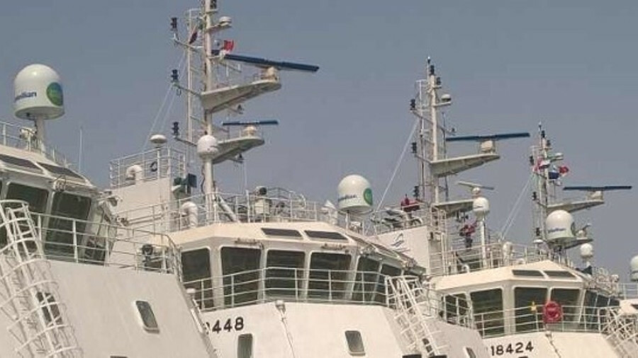 VSAT enables IoT applications and improved crew welfare services (image: Satcom Global)