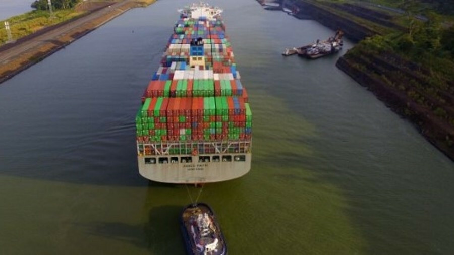Panama Canal capitalises on container growth