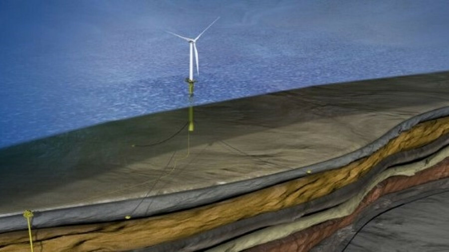 X DNVL GL believes a floating turbine could provide safe, autonomous operation of water injection to