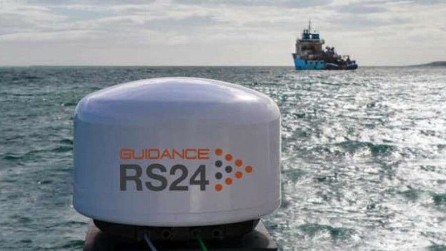 Guidance Marine's RS24 high resolution radar uses K-band to detect small hazards close to vessels