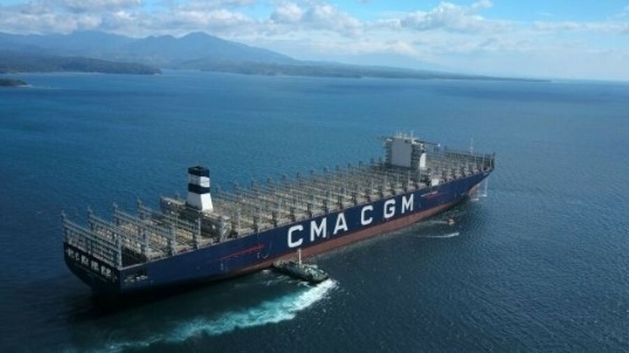 CMA CGM and four other carriers have joined DCSA