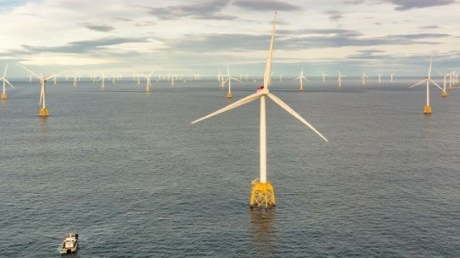 X With construction of the Beatrice offshore windfarm completed, the Scottish Government has set its