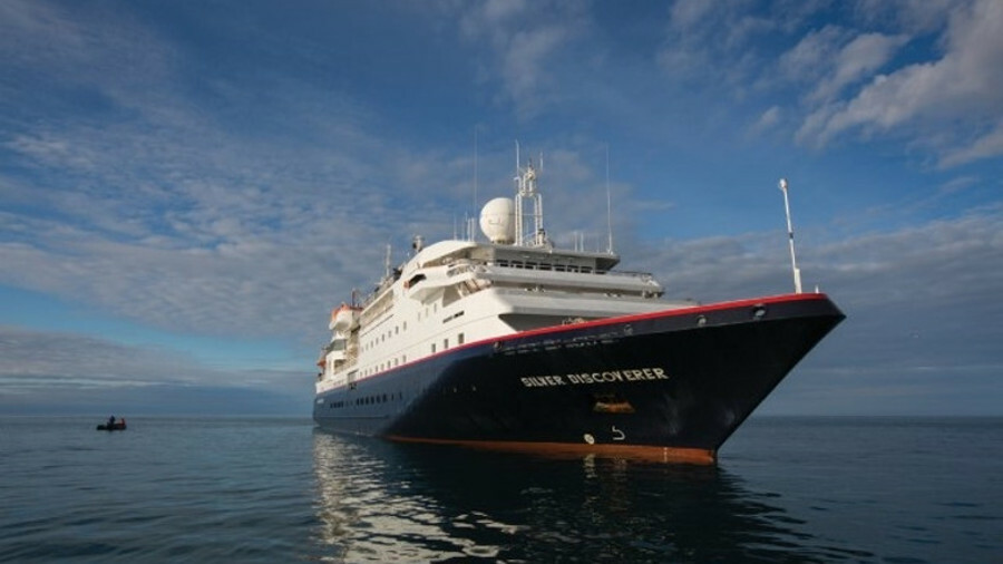 SunStone Ships has sold Silver Discoverer to CroisiEurope