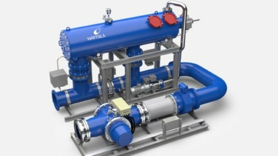 Wärtsilä Aquarius UV: Wärtsilä has two varieties of BWMS on the USCG type-approval list