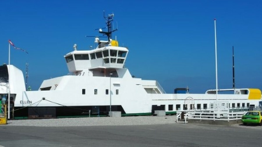 E-ferry set to electrify the passenger ship sector