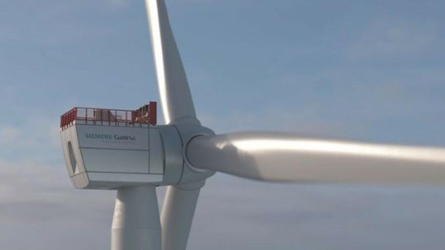 X The i4Offshore demonstration brings together Siemens Gamesa's SG 10.0-193 turbine, a hybrid gravit