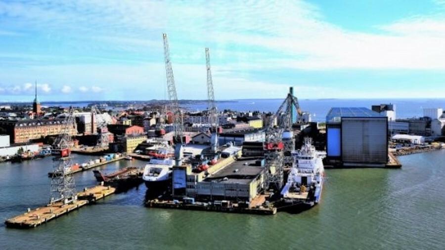Riviera Maritime Media - News Content Hub - Ice-breaker tanker