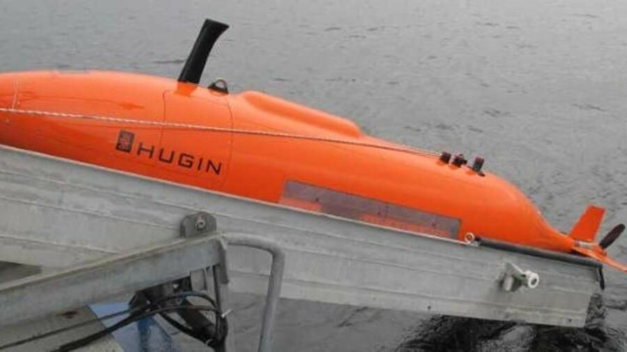 AUVs and ROVs survey <i>Grande America</i> wreck