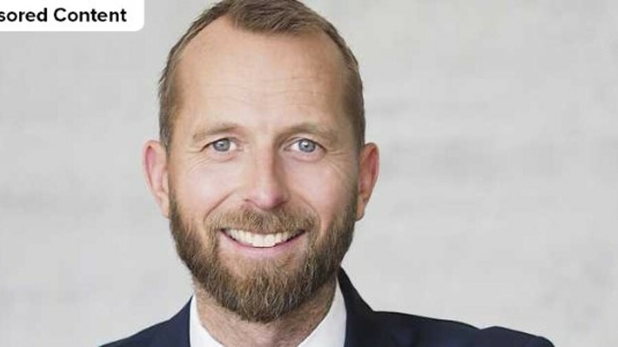 """X Per Martin Tanggaard (Nor-Shipping): """"This is the place where the industry gains access to the fut"""