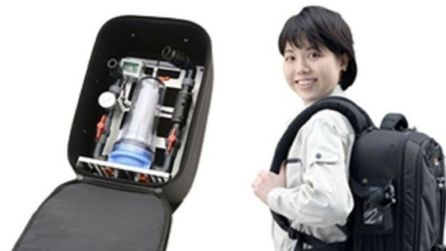 Portable Japanese ballast water test kit goes on sale