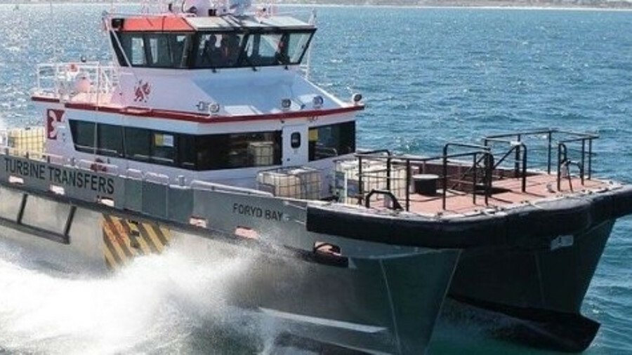 Turbine Transfers' vessels, assets and personnel are to become part of Northern Offshore Group