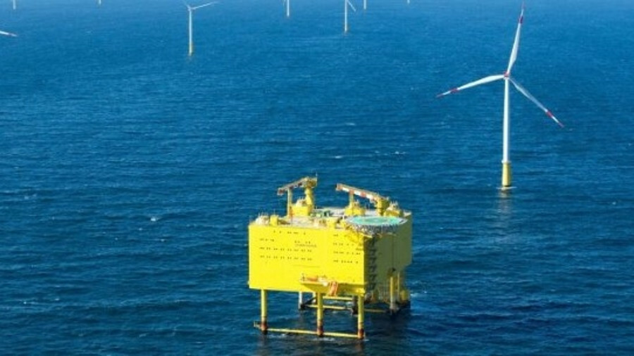 X Structures installed in offshore windfarms are subject to a particularly harsh environment, for wh