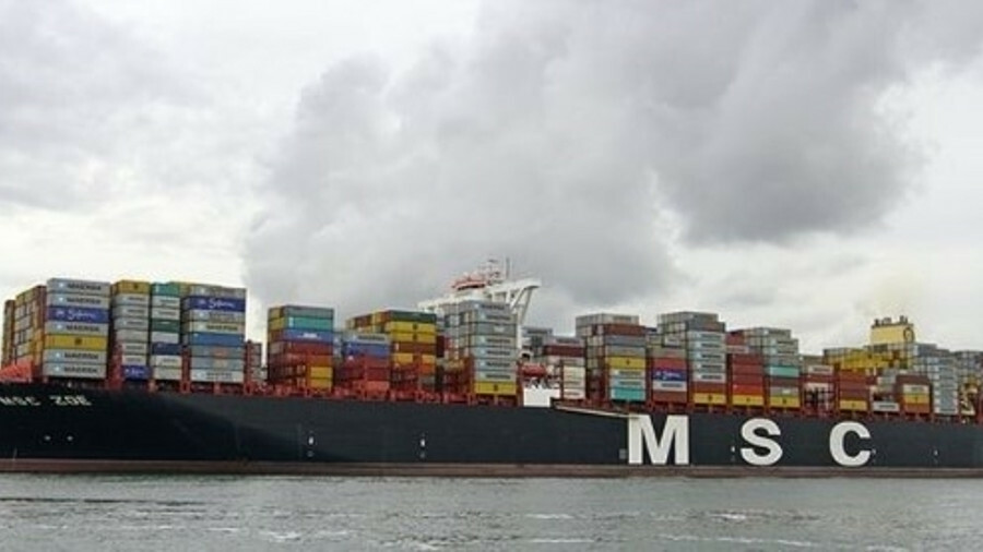 MSC and CMA CGM are joining TradeLens (Credit: Kees Torn/Flickr)