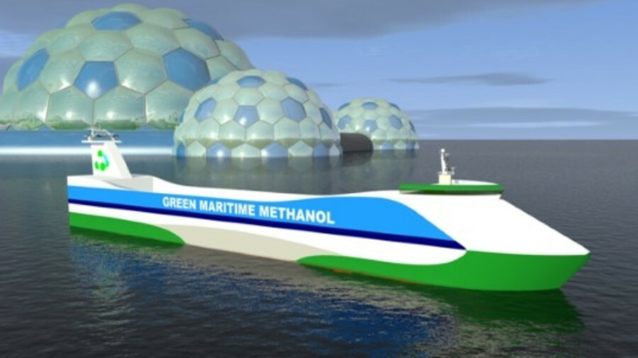 The use of renewable methanol is under investigation by Dutch consortium Green Maritime Methanol