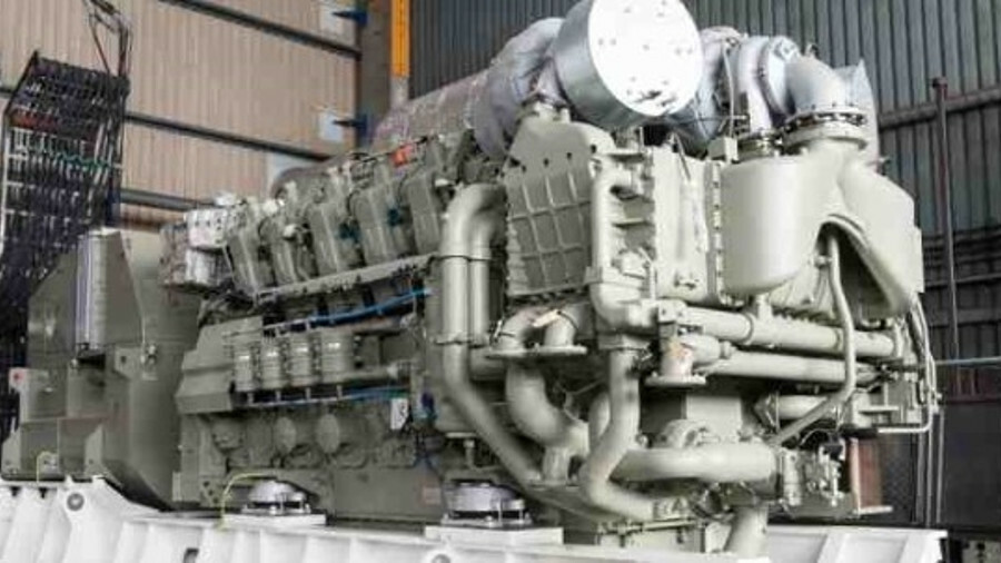 A new testing hall helped VMS Group plan its noise reduction strategy for Lindblad's GE gensets