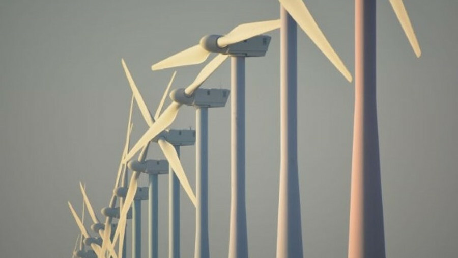 Windfarm network planned for renewable fuel bunkering