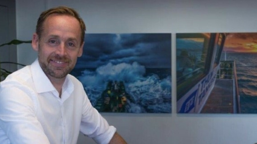 Joakim Lund: shipping must embrace the changes taking place in society