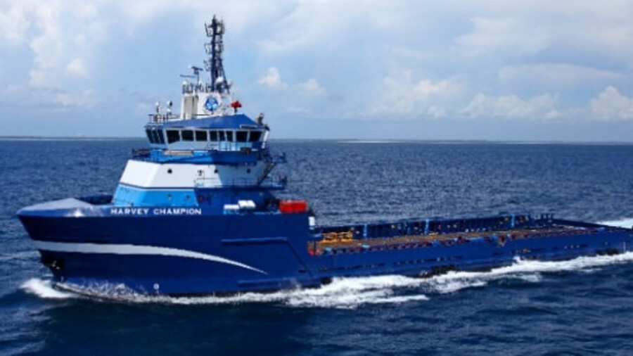 Harvey Gulf has committed to fitting all of its LNG-fuelled PSVs with battery-hybrid modules