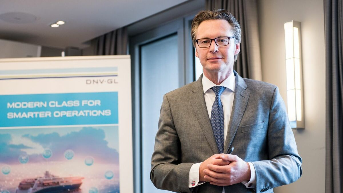 "Knut Ørbeck-Nilssen (DNV GL): ""There are many benefits to be unlocked by digitalisation"""