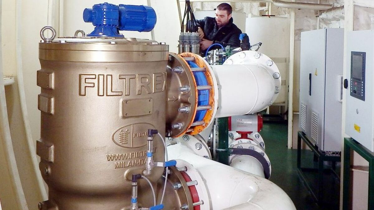 Filtration and UV technology combine in 20th BWMS to achieve USCG type-approval