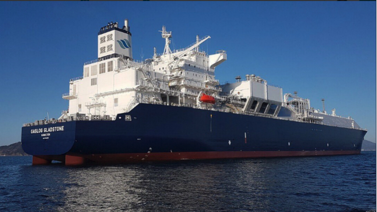 SHI sees strong demand for LNG carriers continuing