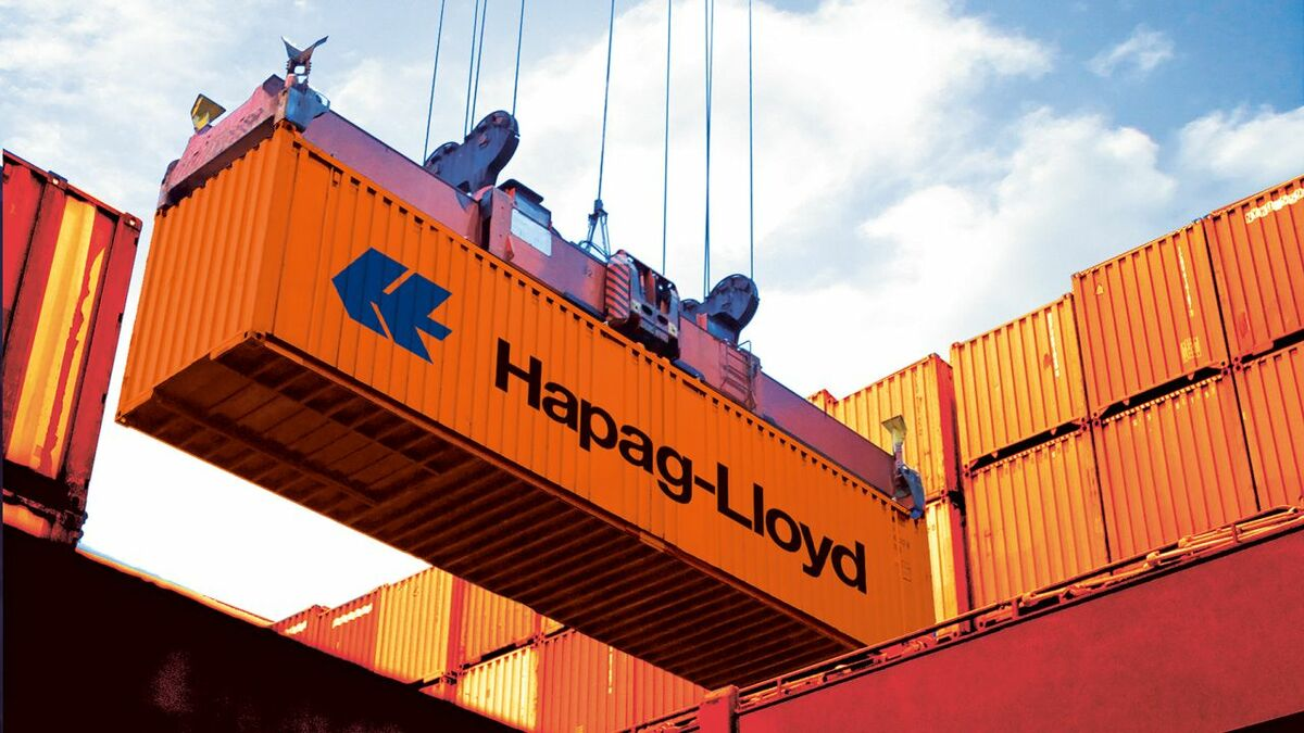 Hapag-Lloyd orders 150,000 TEU of containers