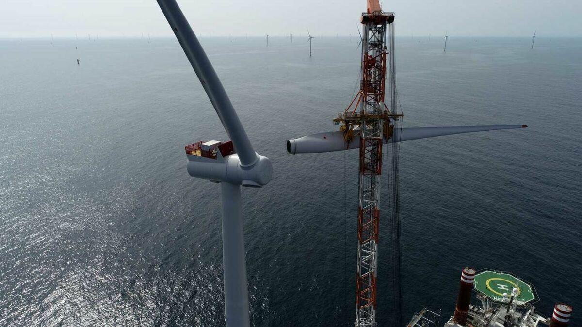 Hornsea-One-Offshore-windfarm